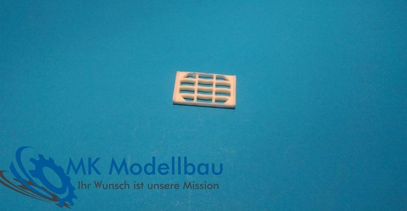 Great ventilation grille type 1 ( 2 pieces )